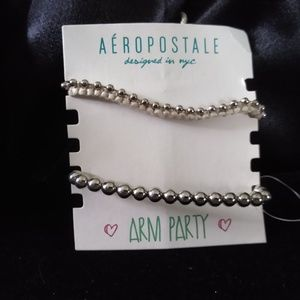 Aeropostale Arm Party Bracelets